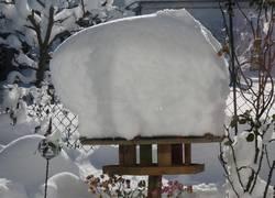 Ferienwohnung Füssen im Winter 1