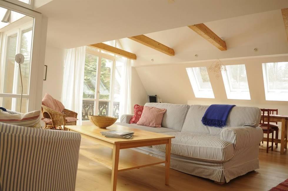 Innenansicht - Wohnzimmer 2