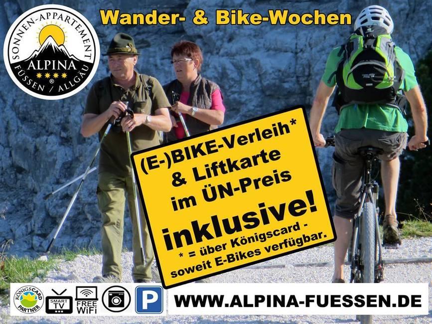 wander & bike wochen