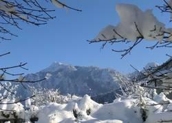 Tegelberg in Winter