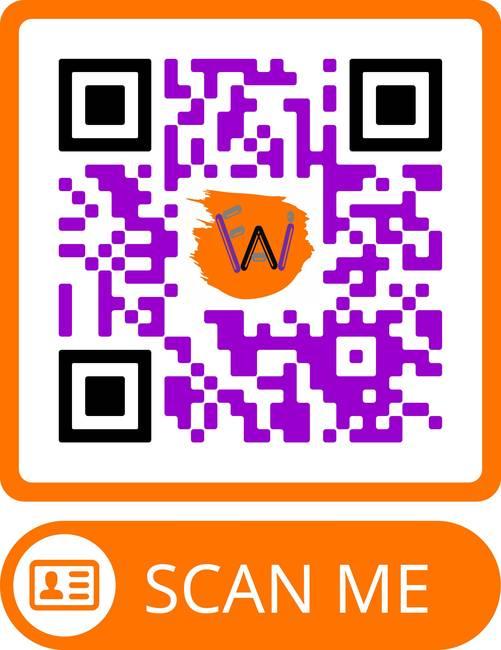 QR-Code Kontaktdaten FeWoimAllgäu