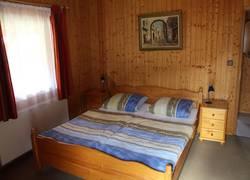 Schlafzimmer 2 m. Balkon
