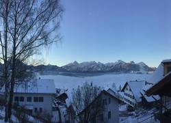 Winter in Hopfen