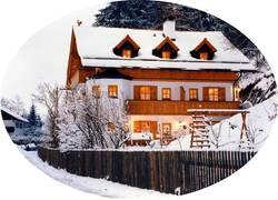 Das WALDHÄUS´L im Winter