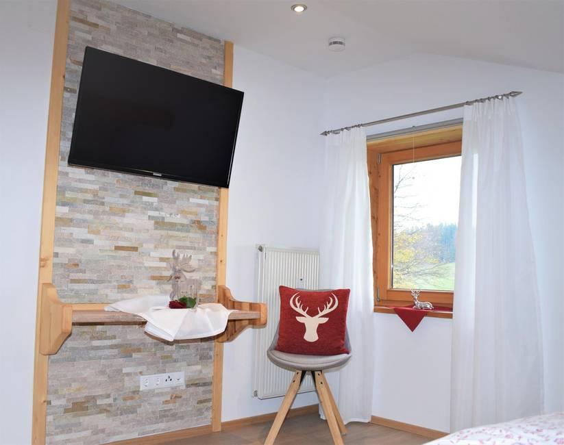 Schlafzimmer 1 mit LED