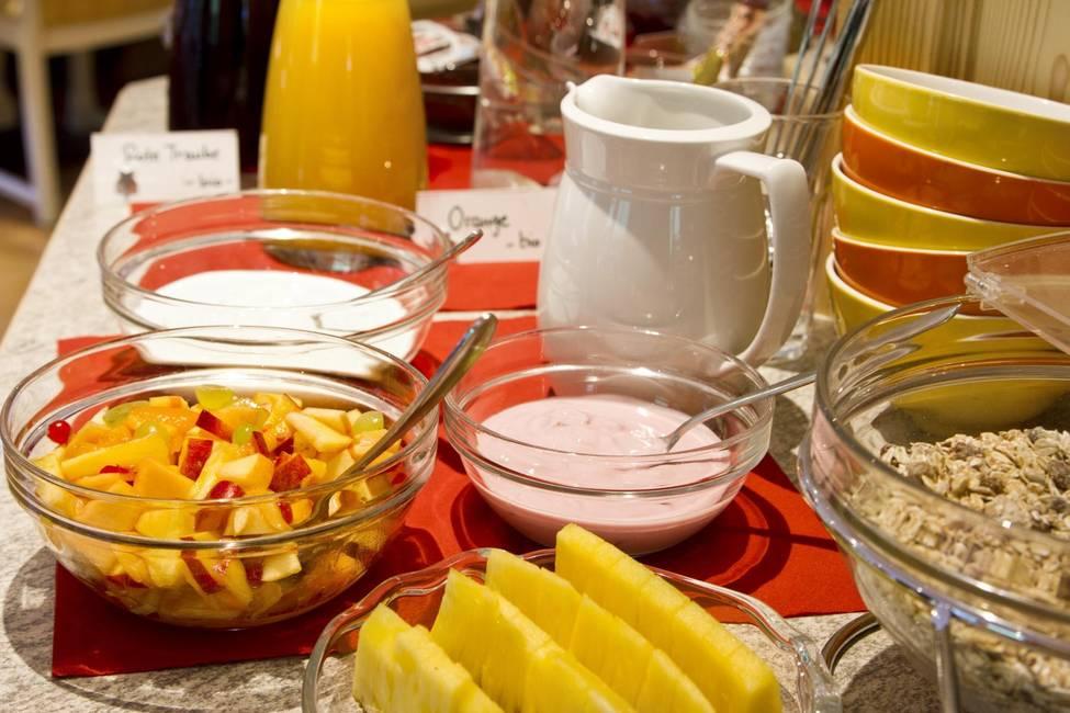 Bio-Frühstück