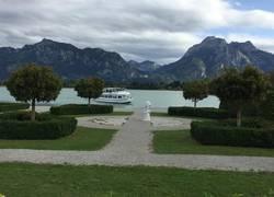 Forggenseeschifffahrt, Anleger am Musical