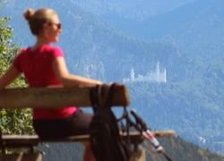 Wandern & Rasten mit Ausblick auf Neuschwanstein