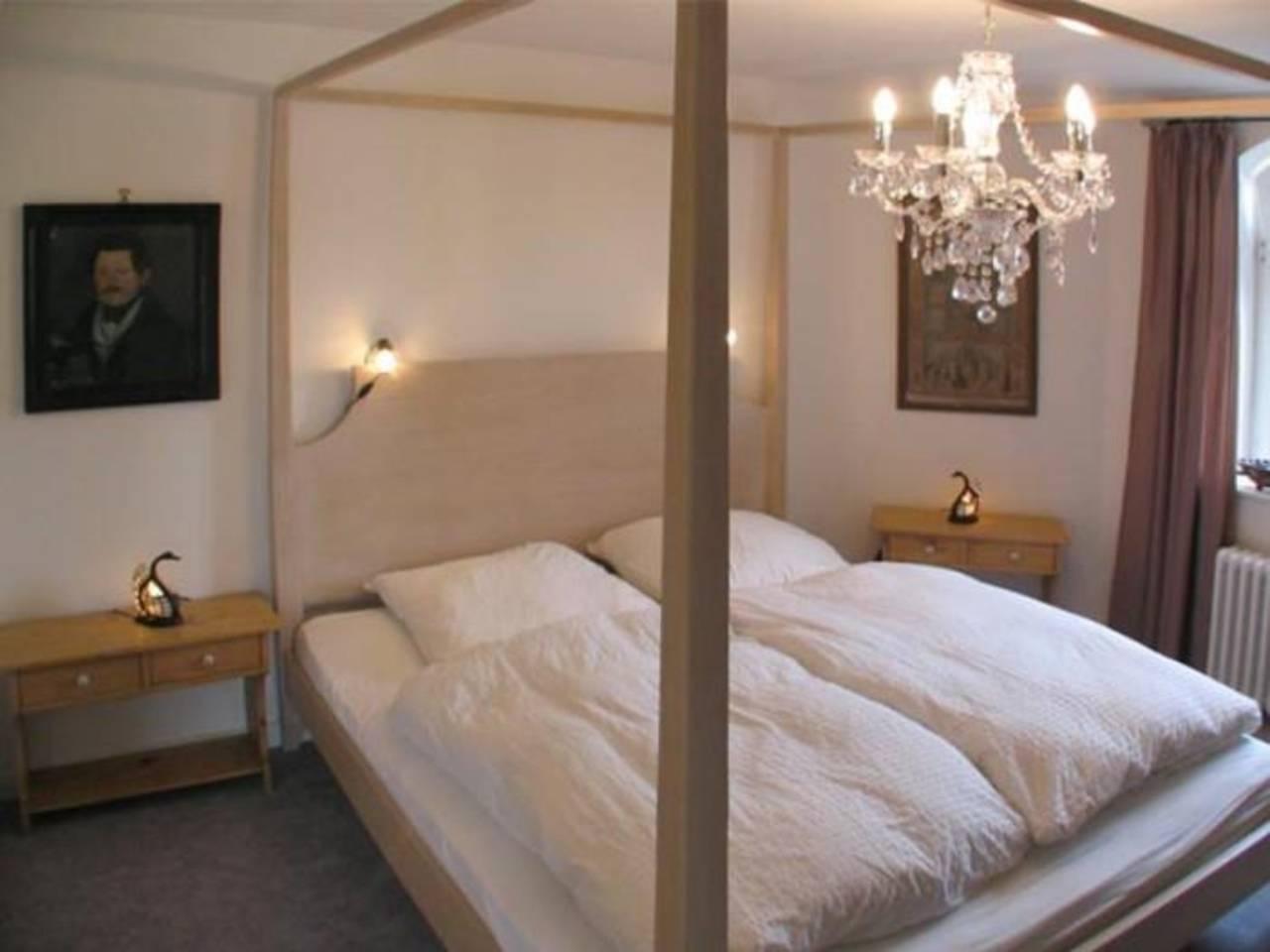 Schlafzimmer Leda