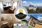 Alpina Sonnen-Appartements mit XL-Sonnen-Terrasse