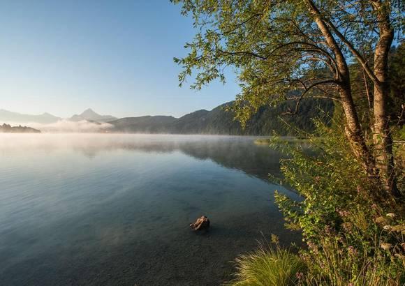 Aussichtspunkt Weißensee
