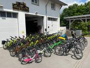 Bike Füssen - Fahrradverleih