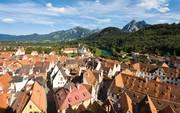 Fallturm im Hohen Schloss zu Füssen