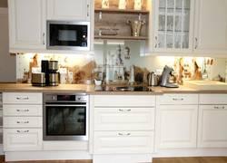 Hochwertige Küche mit Vollausstattung