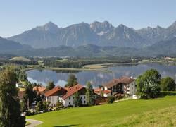 4 Sterne Biohotel Eggensberger in Hopfen am See