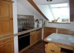 Küchenecke (Kühlschrank,Backofen,Spülmaschine)