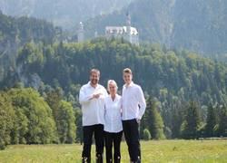 Marianne, Christian, Andreas Jorde