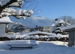 Ferienwohnung Füssen im Winter 3