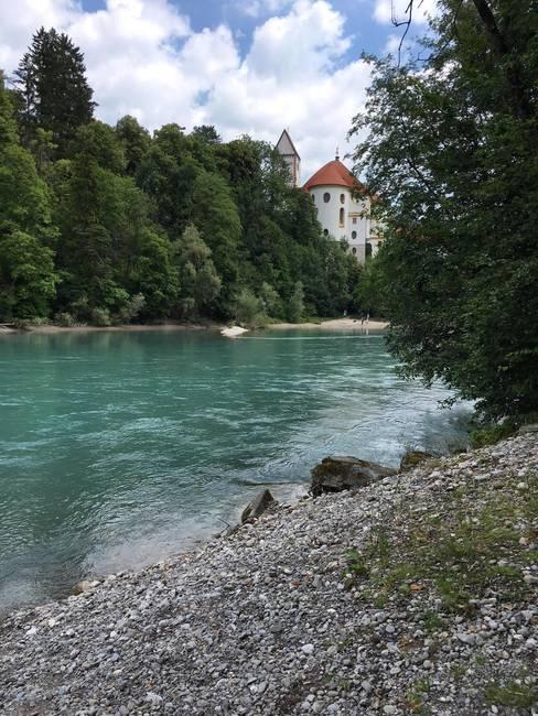 Am Lech - Kloster St. Mang