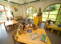 Kindergarten im Appartementhotel Seespitz in Füsse