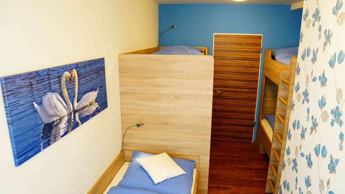 Zimmer Schwanensee