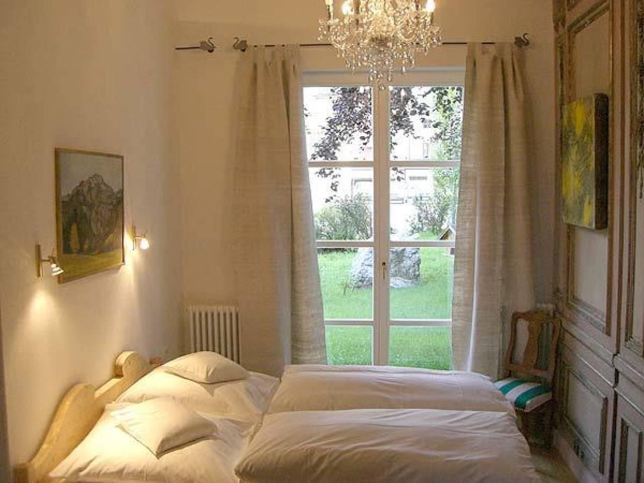 Schlafzimmer Schwanensee