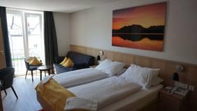 Hotelzimmer in Füssen