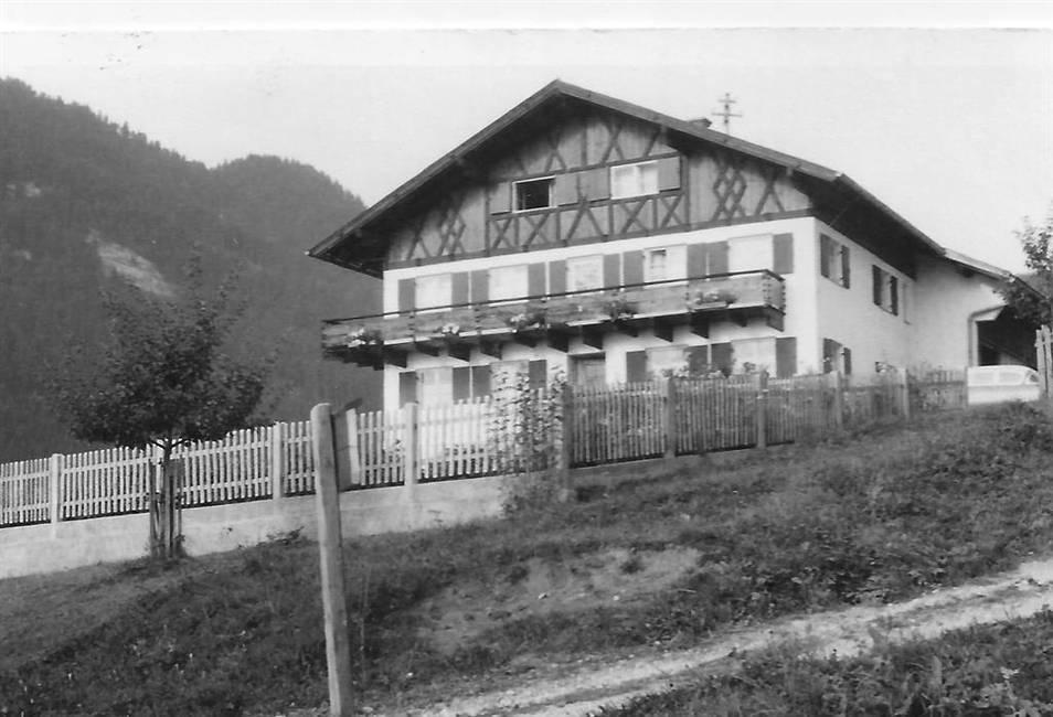 Haus früher