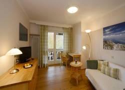 Einzelzimmer Silberdistel - Wohnraum
