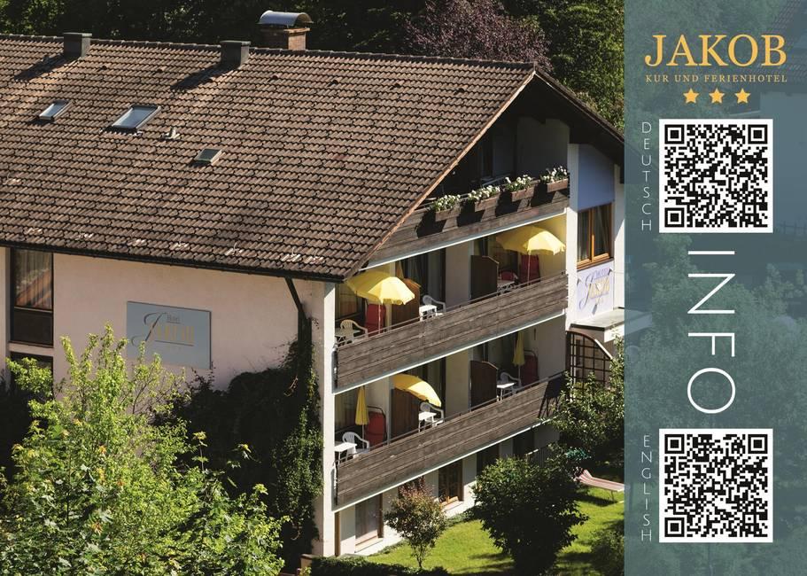 Gästeinformation zu Hotel Jakob