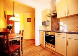 Küche Ferienwohnung max. 4 Personen