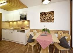 Appartment Küche