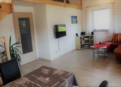 Ferienwohnung Allgäu Füssen Wohnzimmer