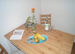 Wohnraum Tisch 2