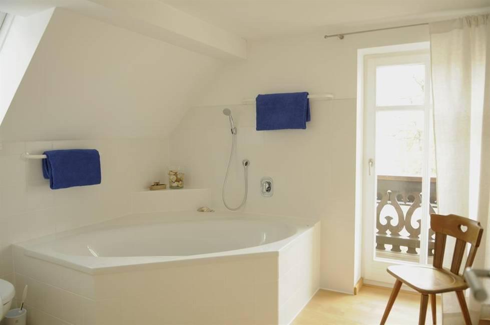 Innenansicht - Badezimmer