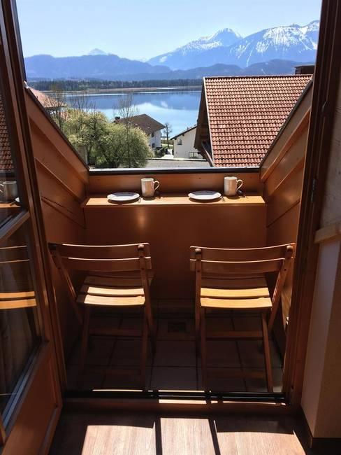 Balkon neu