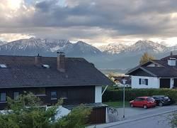 Ausblick auf Österreich