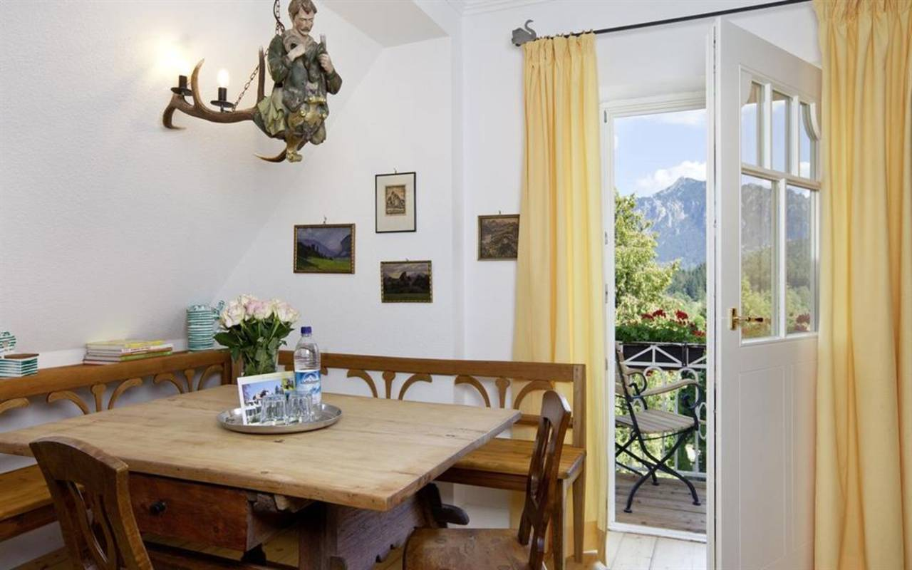 Hohenschwangau Küche