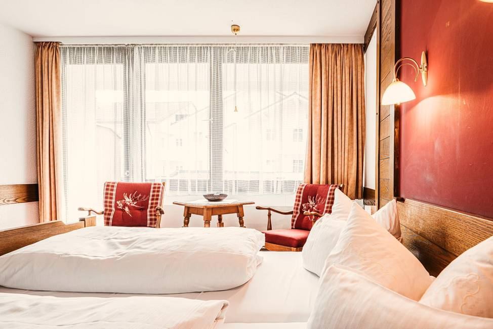 Doppelzimmer Hotel Jakob