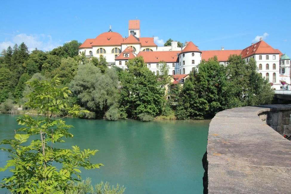 Füssen Kloster St. Mang
