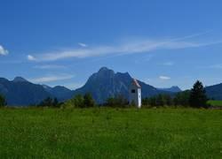 Kirchturm Hopfen