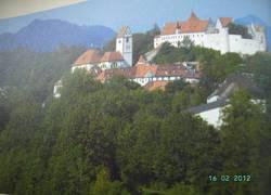 Schloß in Füssen