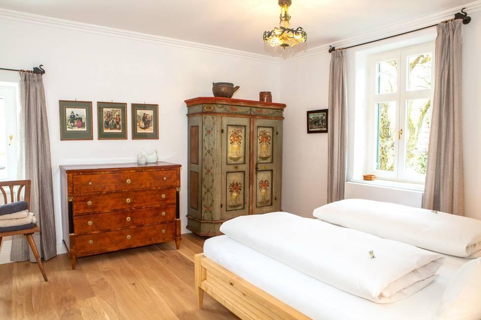 Linderhof Schlafzimmer 2