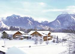 Hotel Sommer im Winter