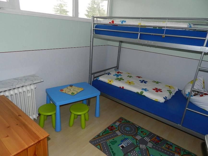Schlafzimmer/ Kinderzimmer