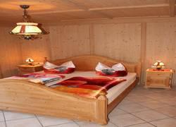 Schlafzimmer Almwiese