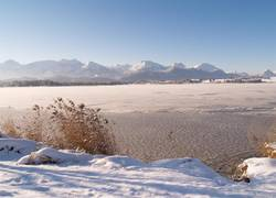Winterzeit in Hopfen am See - Natururlaub