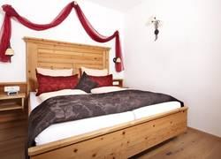 Schlafzimmer Ferienwohnung max. 4 Personen