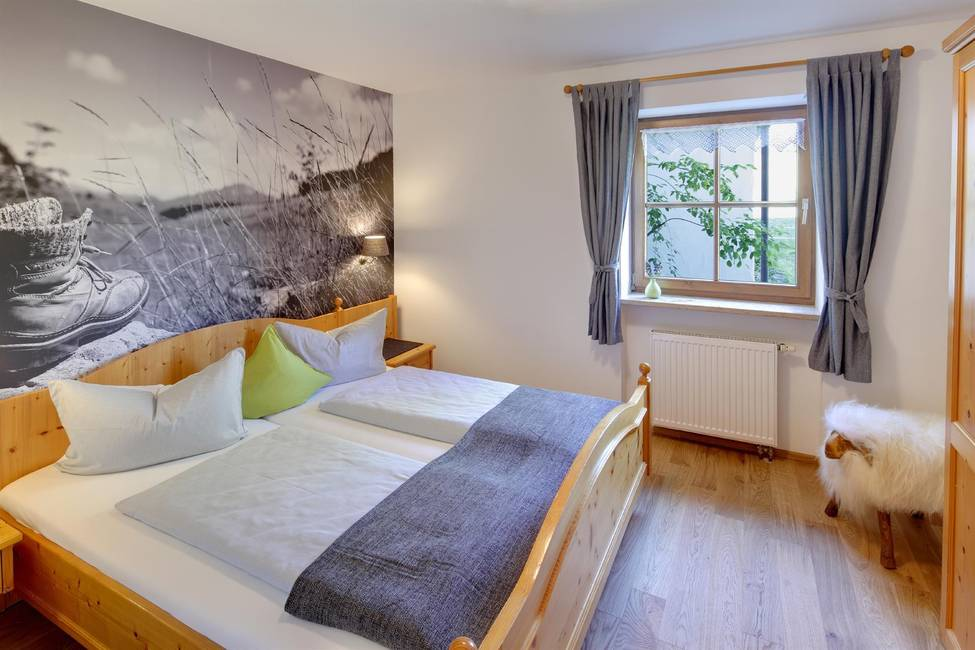 Fewo Grubenkopf, Schlafzimmer