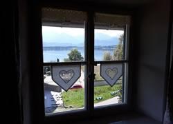 Fensterblick zum Hopfensee